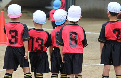 ヤマ・スポーツクラブのサッカー教室